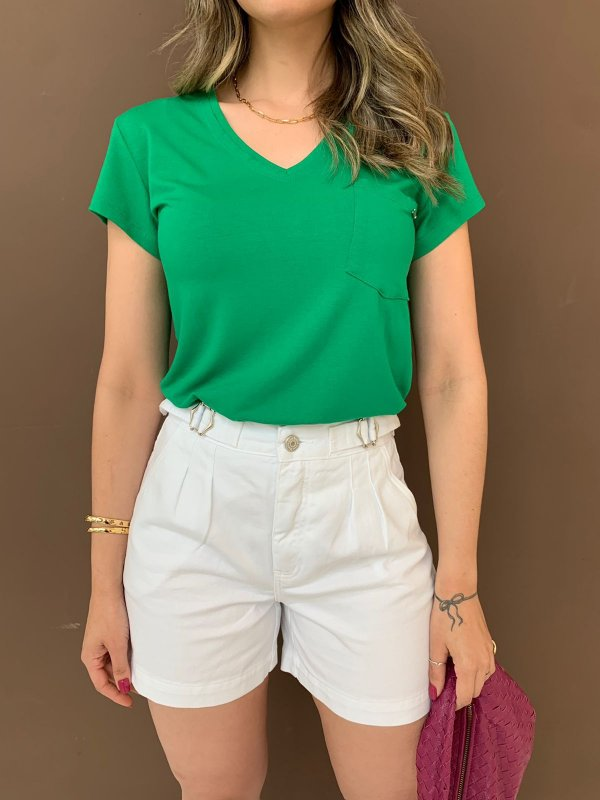 Shorts de Sarja Jamila
