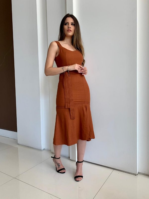 Vestido Midi Elisa
