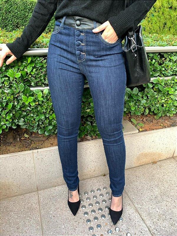 Calça Skinny Solange