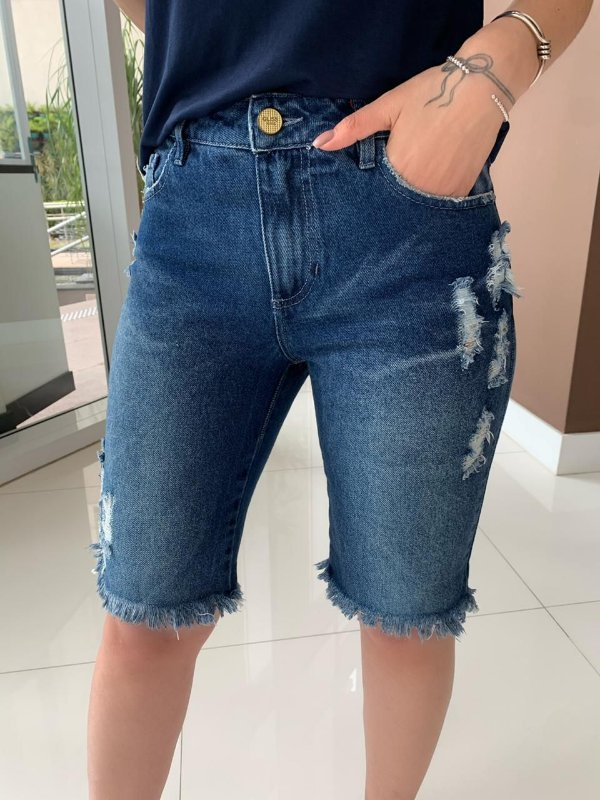 Bermuda Jeans Talita