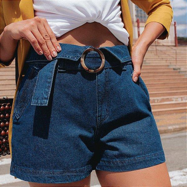 Shorts Jeans Clochard Aline