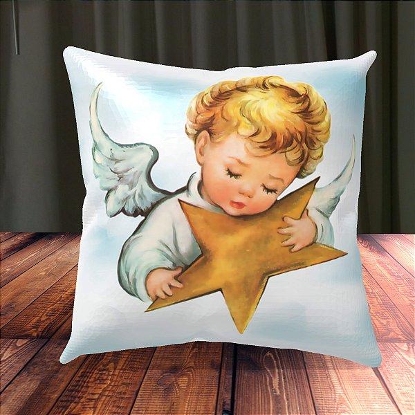 Almofada Personalizada para Festa Anjo 1
