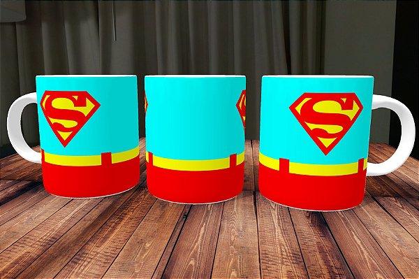 Caneca Super Homem 1