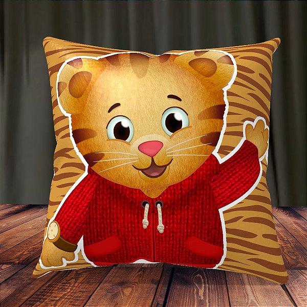 Almofada Personalizada para Festa Daniel Tigre 1