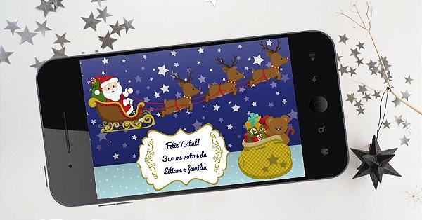 Cartão de Natal 106