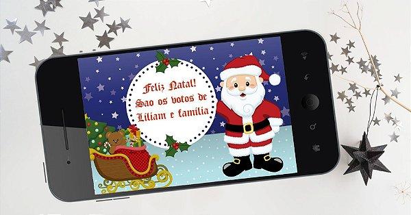 Cartão de Natal 107