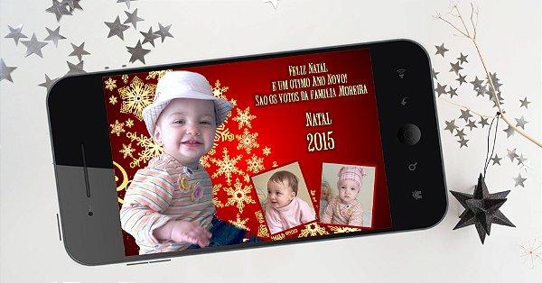 Cartão de Natal 154