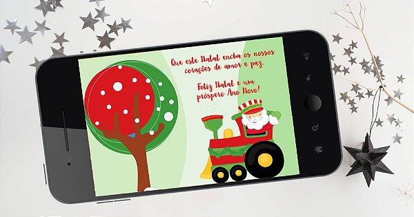 Cartão de Natal 181