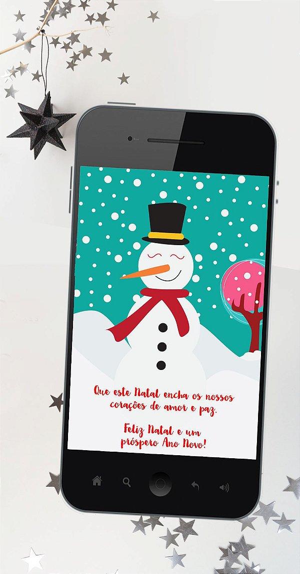 Cartão de Natal 182