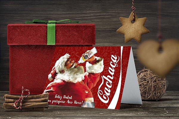 Cartão de Natal Personalizado Impresso 203