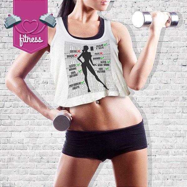 Camiseta Fitness 32