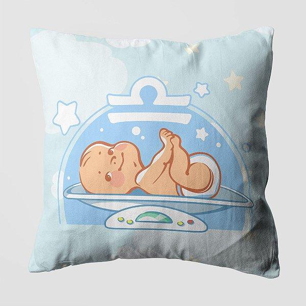 Almofada do Bebe Signo Libra