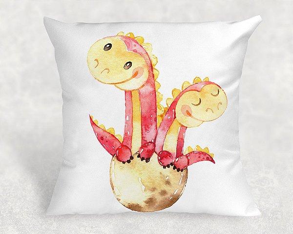 Almofada Personalizada para Festa Dinossauros 7