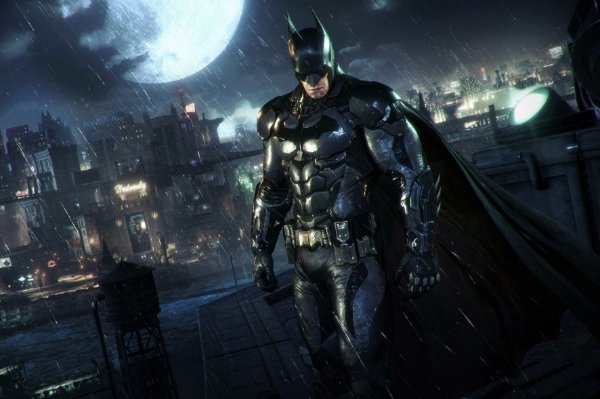 Painel TNT Batman