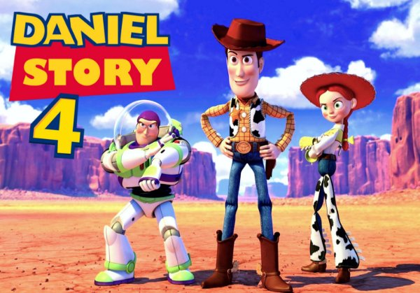 Painel TNT Toy Story 2