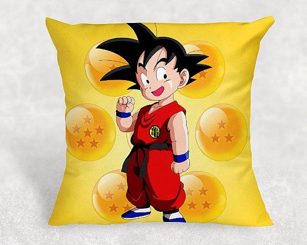 Almofada Personalizada para Festa Dragon Ball Z 18