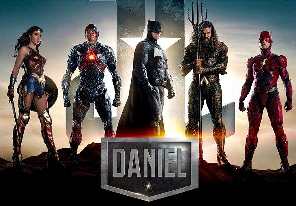 Painel TNT Liga da Justiça 001