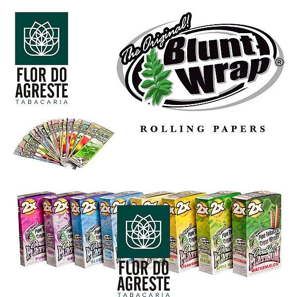 Blunts Wrap - Sabores Diversos