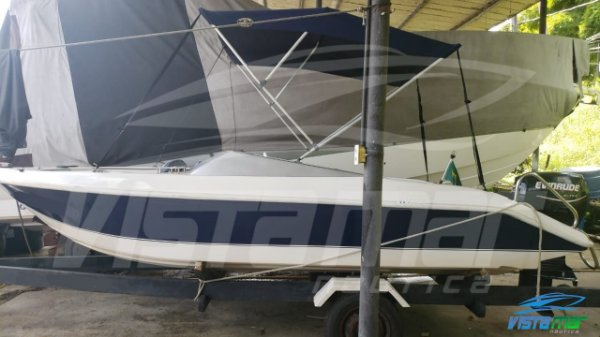 Lancha Miami Boats 16 Motor Evinrude 60hp