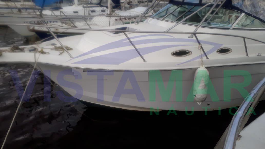 Lancha Fishing 28 Raptor Mercrury 200hp