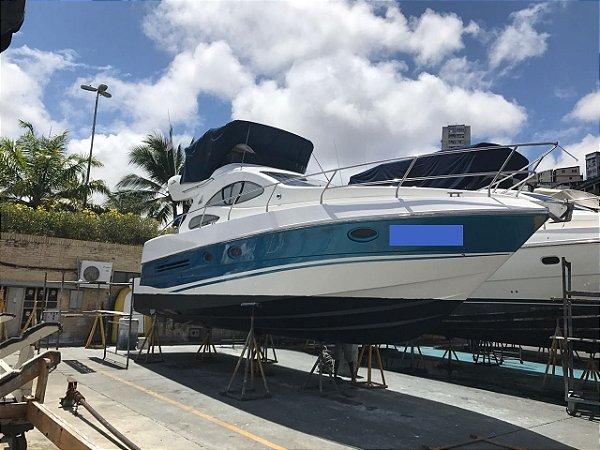 Lancha Intermarine 380 Full Impecável