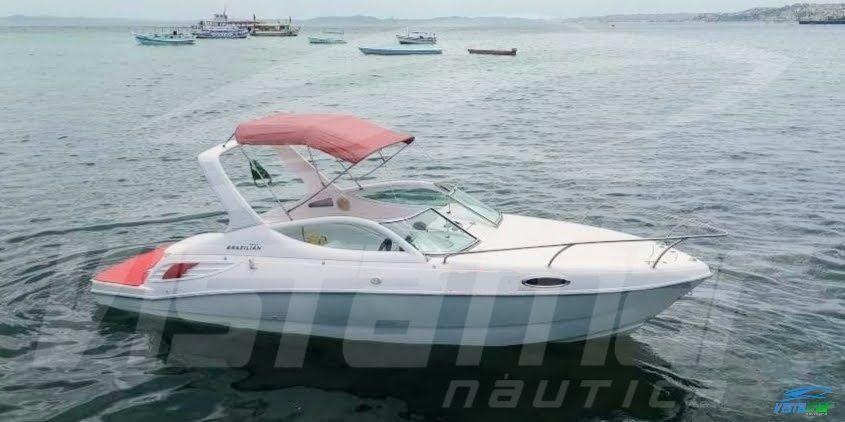 Lancha Brazilian Boats 22.2