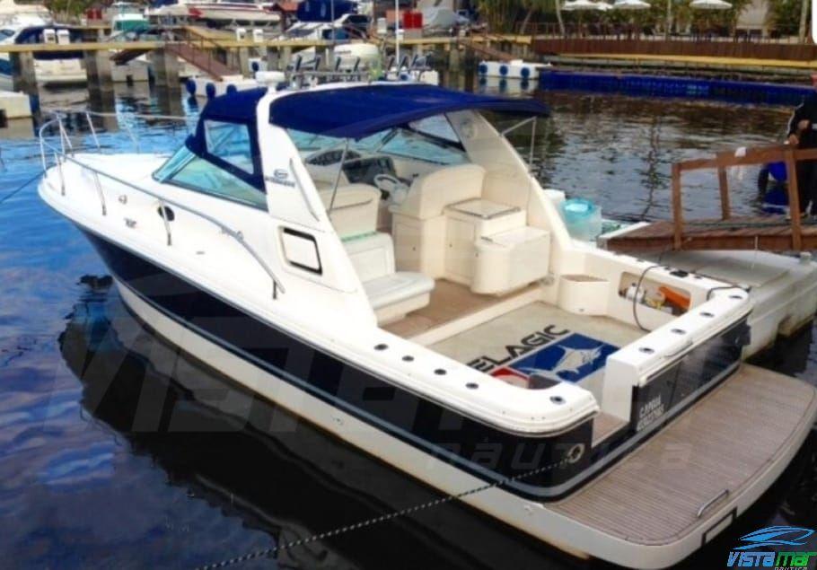 Lancha Intermarine Sunfish 38.5 Diesel