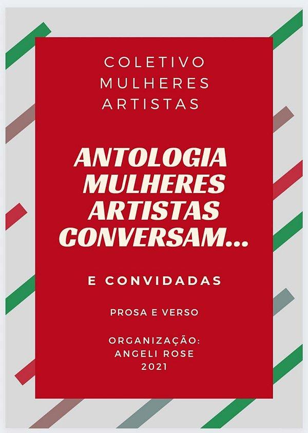 Antologia Mulheres Artistas Conversam