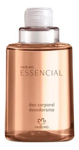Refil Deo Corporal Essencial Feminino Natura 100 ml