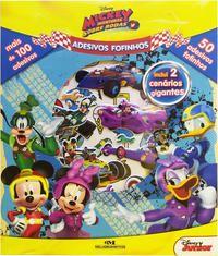 Adesivos Fofinhos – Mickey Aventuras Sobre Rodas
