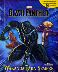 Black Panther – Wakanda Para Sempre