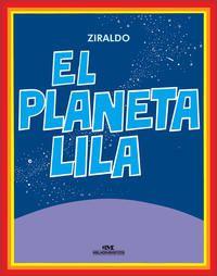 El planeta lila