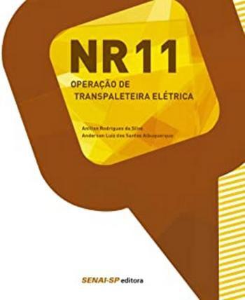 NR 11: Operação de transpaleteira elétrica