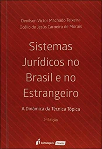 Sistemas jurídicos no Brasil e no estrangeiro.