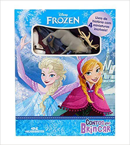 Frozen: Contos para Brincar