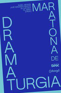 Maratona de dramaturgia