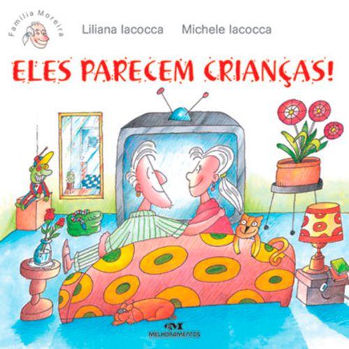 ELES PARECEM CRIANCAS - FAMILIA MOREIRA VOL 2