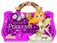 Lili chantilly tudo para desenhar suas princesas