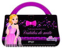 Lili chantilly - Tudo para desenhar vestidos de noite