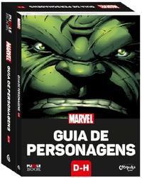 Marvel: Guia de Personagens D-H