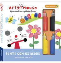 Arty Mouse - Pinte com os dedos
