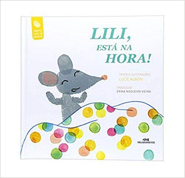 Lili, Está na Hora! - Capa Dura