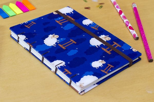 Sketchbook Ovelhas