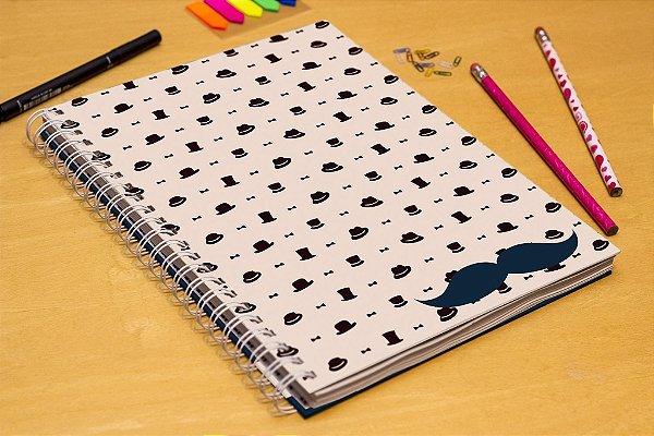 Caderno Escolar Sir
