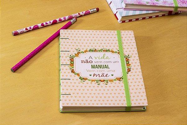 Sketchbook Mãe Poderosa - Manual