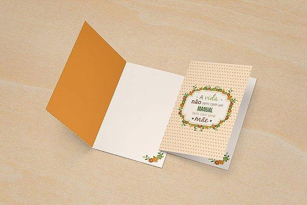 Cartão Mãe Poderosa - Manual