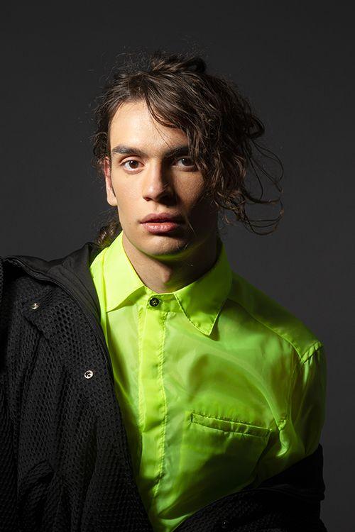 Camisa Amarelo Neon