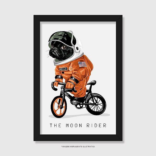 Quadro The Moon Rider