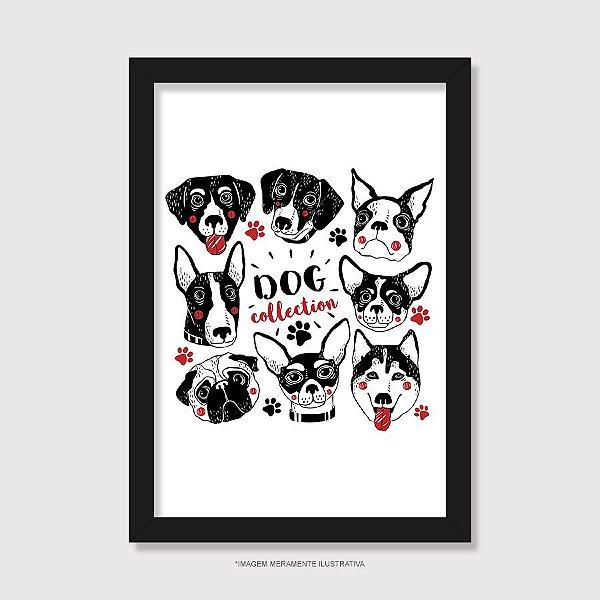 Quadro Dog Collection