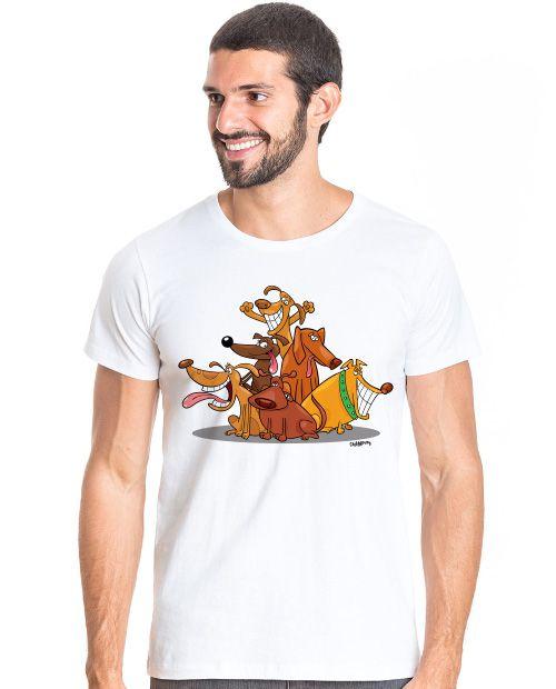 Camiseta Vira Lata Cachorrada